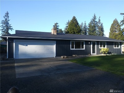 Spanaway Single Family Home For Sale: 17314 11th Av Ct E