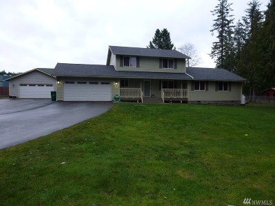 Silverdale Single Family Home Pending: 5096 NW Knute Anderson Rd