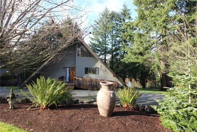 Gig Harbor Single Family Home Pending Inspection: 4720 Birch Tree Ln NW