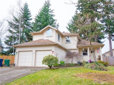 Federal Way Single Family Home For Sale: 35449 27th Ave S