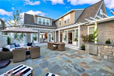 Anacortes WA Single Family Home Sold: $1,575,000