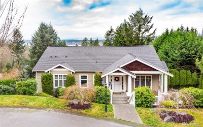 Gig Harbor Single Family Home Pending: 11226 67th Ave NW
