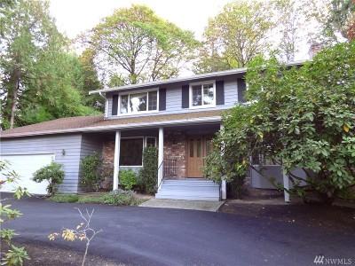 Redmond Single Family Home For Sale: 2514 186th Ave NE