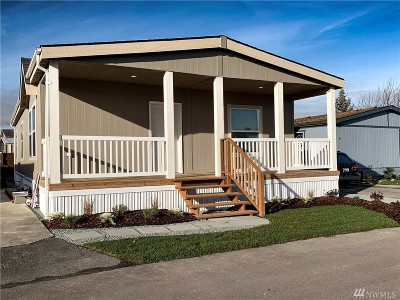 Mount Vernon Mobile Home For Sale: 1120 S 25th #31