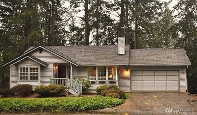 Gig Harbor Single Family Home For Sale: 9016 137th St NW