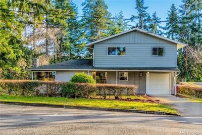 Bellevue Single Family Home For Sale: 14627 SE 41st