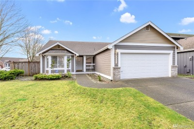 Lacey Single Family Home For Sale: 5529 Komachin Loop SE