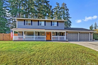 Mukilteo Single Family Home For Sale: 7129 44th Place W