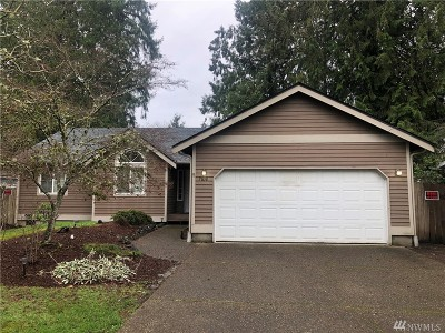 Olympia Single Family Home For Sale: 9808 Whitecap Dr NW