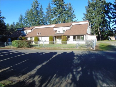 Lacey Multi Family Home For Sale: 7924 3rd Ave SE