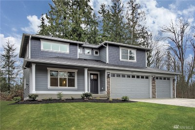 Stanwood Single Family Home For Sale: 1208 Sunday Lake Rd #02
