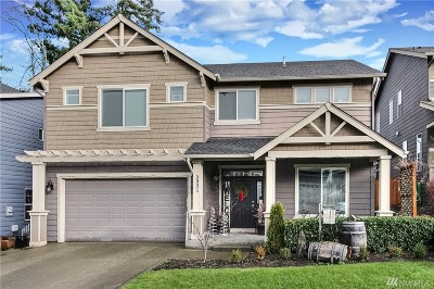 Puyallup Single Family Home For Sale: 3931 Highlands
