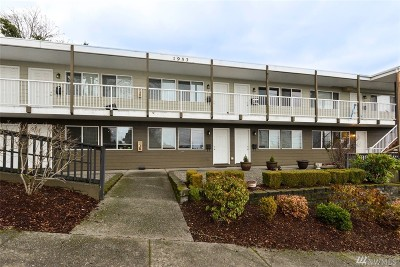 Pierce County Condo/Townhouse For Sale: 1953 S I St #5