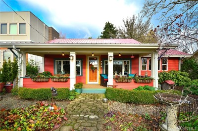 Kirkland Single Family Home For Sale: 326 8th Ave