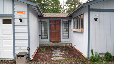 Port Ludlow Single Family Home For Sale: 31 Rainier Lane