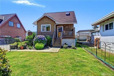 Camano Island Single Family Home For Sale: 141 Maple St