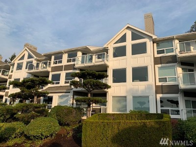 Kirkland Condo/Townhouse For Sale: 5302 Lake Washington Blvd NE #C
