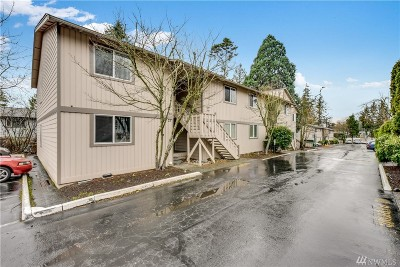 Bellingham WA Condo/Townhouse For Sale: $159,900