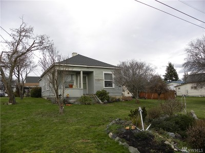 Anacortes Single Family Home For Sale: 1520 13th St