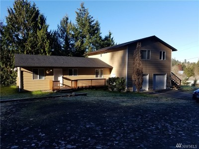 Winlock Multi Family Home For Sale: 1120 SE 2nd St