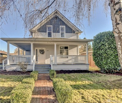 Puyallup Single Family Home For Sale: 109 9th St NW
