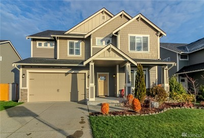 Orting Single Family Home Contingent: 305 Balmer St SW