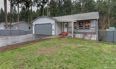Gig Harbor Single Family Home Pending: 13305 104th Av Ct NW