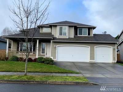 Stanwood Single Family Home For Sale: 28314 70th Ave NW