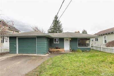 Sedro Woolley Single Family Home Sold: 429 Jameson St
