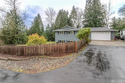 Renton Single Family Home For Sale: 17010 193rd Ave SE
