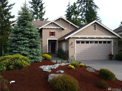 Port Ludlow Single Family Home Pending: 107 Timber Meadow Dr
