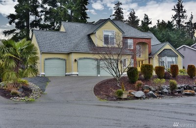 Silverdale Single Family Home Pending Inspection: 7737 Peridot Place NW