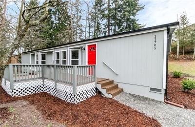 Puyallup Single Family Home For Sale: 11705 121st Av Ct E