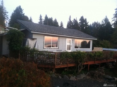 Olympia Single Family Home For Sale: 9830 Steamboat Island Rd NW