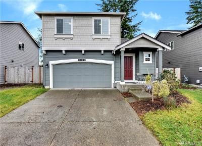 Tacoma Single Family Home For Sale: 2320 167th St Ct E