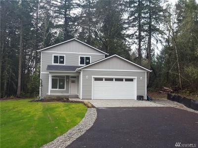 Gig Harbor Single Family Home For Sale: 12828 93rd Ave NW