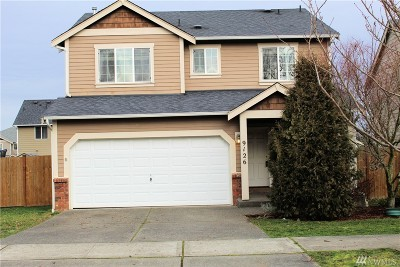 Yelm Single Family Home For Sale: 9126 Canal Rd SE