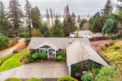 Gig Harbor Single Family Home Pending: 13314 82 Ave NW