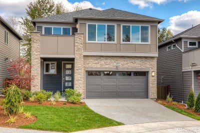 Bothell Single Family Home For Sale: 19826 11th Dr SE #Lot31