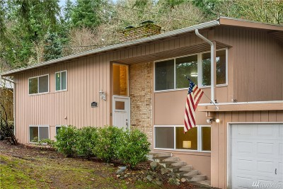 Bellevue Single Family Home For Sale: 1008 168th Ave SE