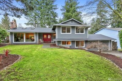 Bothell Single Family Home For Sale: 19532 129th Place NE
