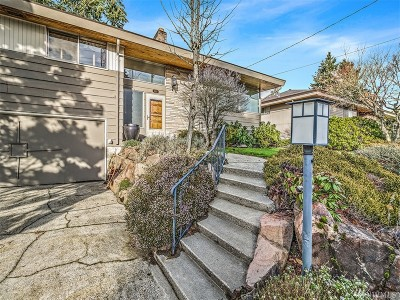 Shoreline Single Family Home For Sale: 18925 11th Ave Ave NE