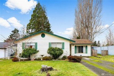 Bellingham Single Family Home For Sale: 2809 Yew St
