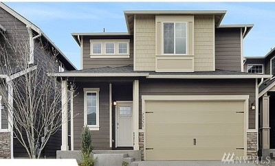 Yelm Single Family Home For Sale: 9956 Charles St SE