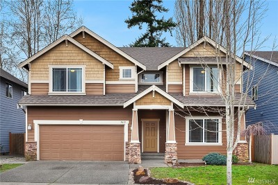 Marysville Single Family Home For Sale: 5613 117th Place NE