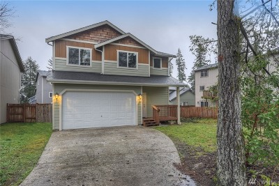 Port Orchard Single Family Home For Sale: 2253 Sidney Ave