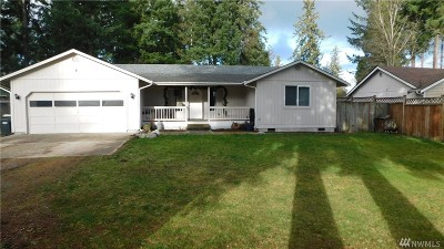 Yelm Single Family Home For Sale: 17518 153rd Wy SE
