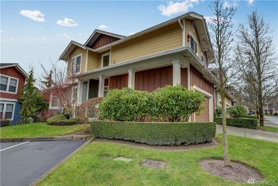 Snoqualmie Condo/Townhouse For Sale: 35315 SE Aspen Lane #1001