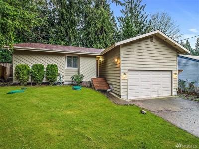 Poulsbo Single Family Home Pending Inspection: 22000 Wavecrest Ave NE