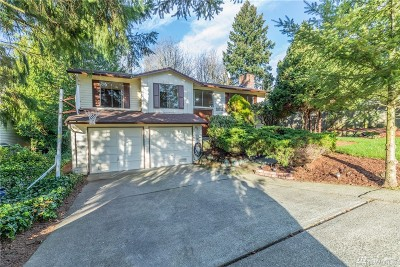 Kirkland Single Family Home For Sale: 10304 NE 122nd St